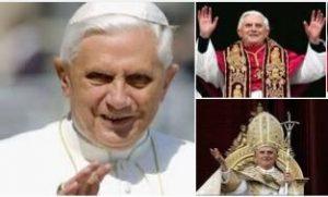 Pope XVI to Resign