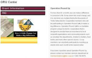 TVEC Operation Roundup